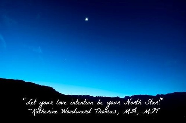 Let Your Love Intention Be Your North Star